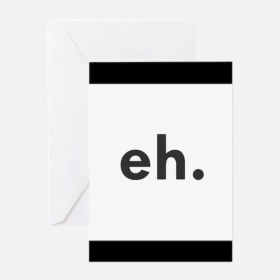 EH Greeting Card
