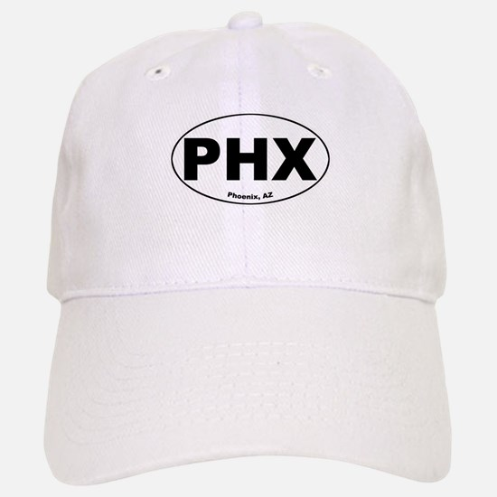 Phoenix (PHX) Arizona Baseball Baseball Cap