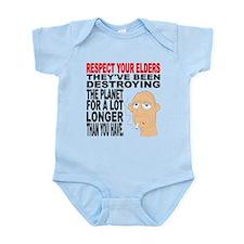 Respect your Elders Infant Bodysuit