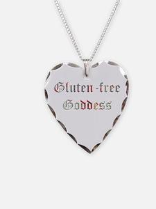 Gluten free Goddess Necklace