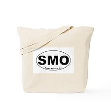 Santa Monica (SMO) Tote Bag