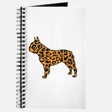 Jaguar Frenchie Journal
