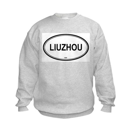 Liuzhou, China euro Kids Sweatshirt