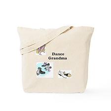 Dance Grandma Tote Bag