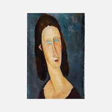 Modigliani Rectangle Magnet
