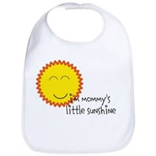 """mommy's little sunshine"" bib"