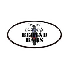 Living Life Behind Bars Patches