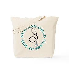 2018 Nursing School Grad Gift Tote Bag