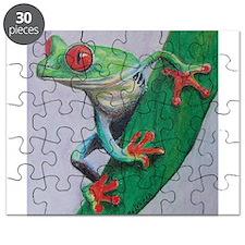 Coqui Frog Puzzle