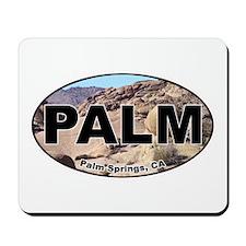 Palm Springs Mousepad