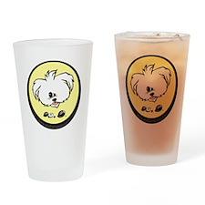 2-Mr P Drinking Glass