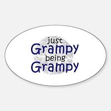 Grampy being Grampy! Decal