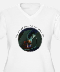 once upon a time-reduced.psd T-Shirt