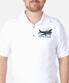 Aircraft Piper PA-28 T-Shirt