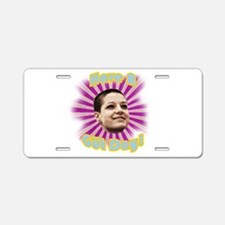 Have A Güt Day! Aluminum License Plate