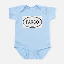 Fargo (North Dakota) Infant Creeper