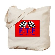 FTF Flag Tote Bag