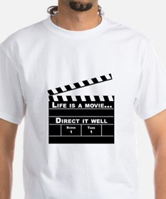 Life is a movie V2 T-Shirt