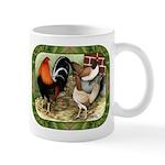 Barnyard Game Fowl Mug