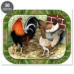 Barnyard Game Fowl Puzzle