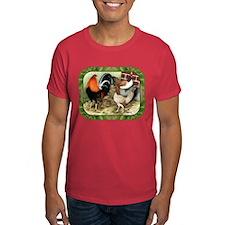 Barnyard Game Fowl T-Shirt