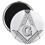 Freemason Magnet