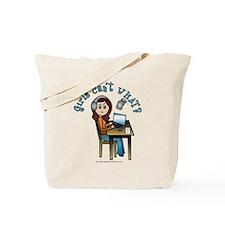 Broadcaster (Light) Tote Bag