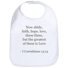 I Corinthians 13:13 Bib