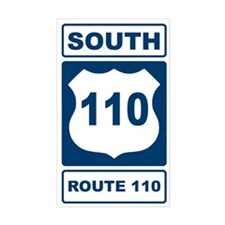 Route 110 South Blue