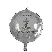 Save Teufelsberg! Balloon