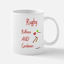 Rugby Ruffians 6000 Small Small Mug
