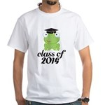 Class of 2014 Frog White T-Shirt
