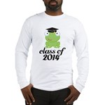 Class of 2014 Frog Long Sleeve T-Shirt