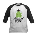 Class of 2017 Frog Kids Baseball Jersey