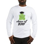 Class of 2017 Frog Long Sleeve T-Shirt
