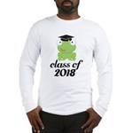 Class of 2018 Frog Long Sleeve T-Shirt