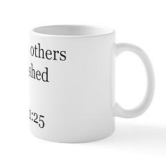 Proverbs 11:25 Mug