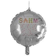 SAHM Balloon