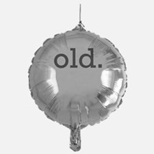 Old Mylar Balloon