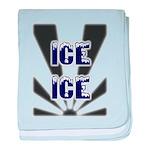 Ice Ice baby blanket