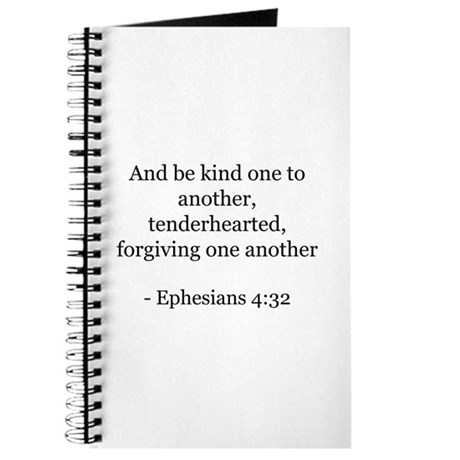 Ephesians 4:32 Journal