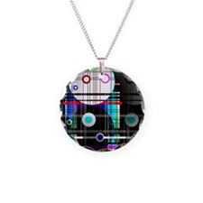 Concentric Circles Necklace
