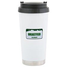 Breastfeed Colorado Travel Mug