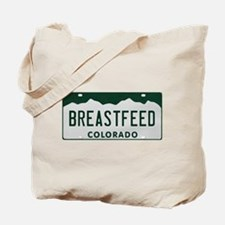 Breastfeed Colorado Tote Bag