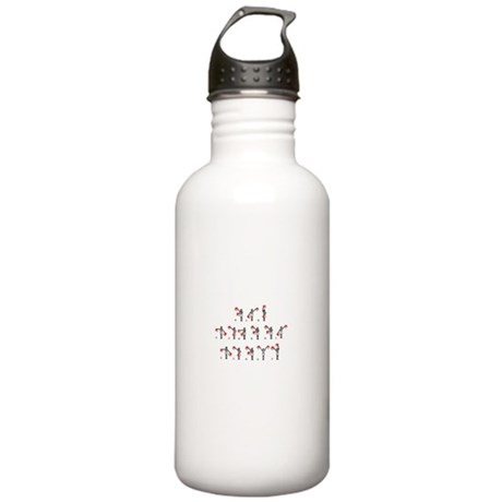 Old School Scout Stainless Water Bottle 1.0L