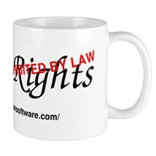Bill of Rights: Void by Law Mug