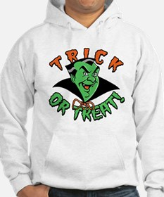 Cartoon Vampire Jumper Hoody