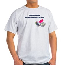 Hunt Tupperware in the Woods T-Shirt