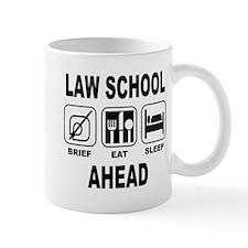 Law School Ahead Mug