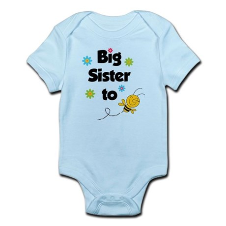 Big sister to be Infant Bodysuit
